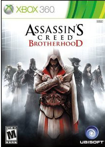 Assassin's Creed: Brotherhood (Xbox 360) - Pre-owned