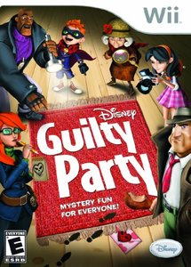 Guilty Party (Wii) - Pre-owned