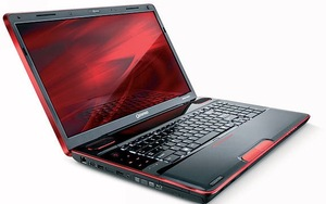 Toshiba Qosmio X500-S1801 18.4 inch Core i7, 1GB GeForce GTS 360M, Blu-Ray Laptop