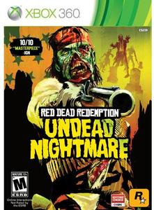 Red Dead Redemption: Undead Nightmare Collection (Xbox 360)