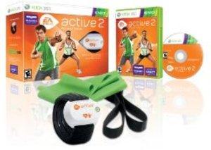 EA Sports Active 2 Bundle (Xbox 360)