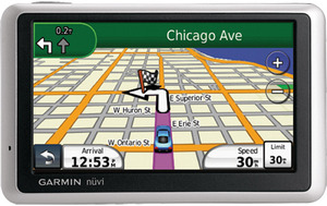 Garmin nuvi 1350 LMT 4.3-inch GPS (Refurbished)