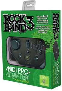 Rock Band 3 Midi PRO-Adapter (Xbox 360)