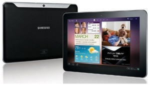 Samsung Galaxy Tab 10.1-inch 16GB Tablet (Refurbished)