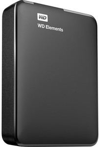WD Elements 3TB External Hard Drive WDBWLG0030HBK-NESN