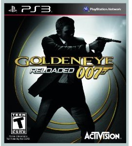 Goldeneye 007 Reloaded (PS3)