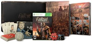 Fallout New Vegas Collector's Edition (Xbox 360)
