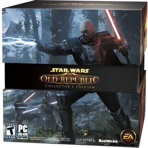 Star Wars The Old Republic Collector's Edition Bundle