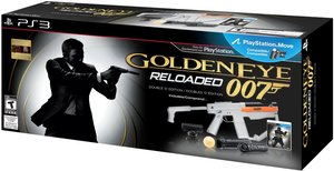 Goldeneye 007: Reloaded Sharpshooter Bundle