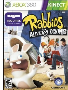 Rabbids: Alive & Kicking - Kinect (Xbox 360)
