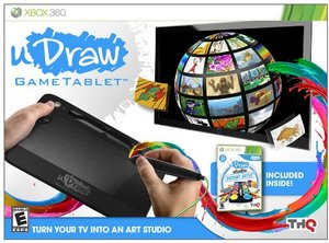 uDraw GameTablet with uDraw Studio (Xbox 360)