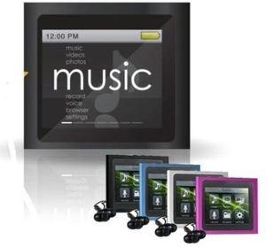Polaroid PMP120-4 4GB MP3 Player