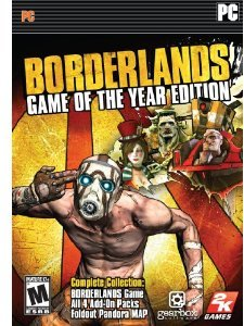Borderlands Game of the Year Edition (PC Download)