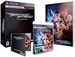 Tekken Hybrid Limited Edition (PS3)