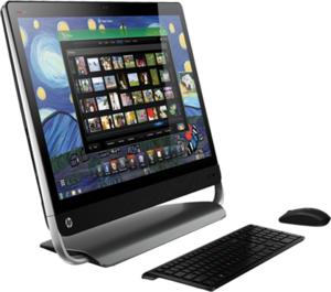 HP Omni 27-1210xt Quad Core i5-3330S, 8GB RAM, Windows 8