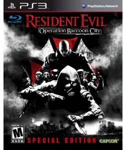 Resident Evil: Operation Raccoon City Special Edition (PS3)