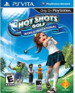Hot Shots Golf: World Invitational (PS Vita Digital Code)