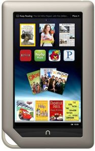 Nook Color 7-inch 16GB Touchscreen Tablet (Refurbished)