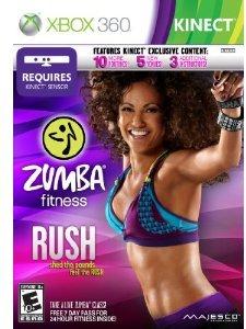 Zumba Fitness Rush - Kinect (Xbox 360)