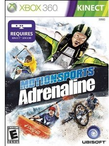 MotionSports: Adrenaline - Kinect (Xbox 360)