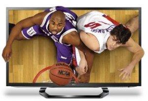 LG 55LM6200 55-Inch 1080p 120Hz 3D LED HDTV