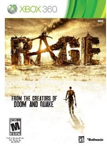 Rage (Xbox 360) - Pre-owned