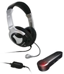 TekNmotion Yapster Blaster Gaming Headset for Xbox 360/PC