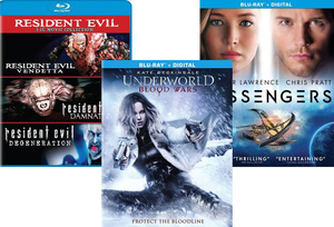 Best Buy: 3 Blu-ray Movies for $20
