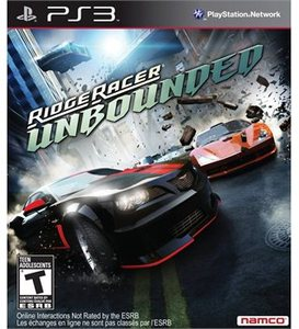 Ridge Racer: Unbounded (PS3)