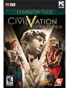 Sid Meier's Civilization V: Gods and Kings (PC/Mac Download)