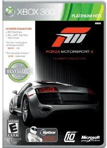 Forza 3 Ultimate Edition (Xbox 360)