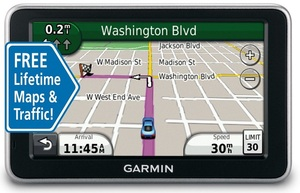 Garmin nuvi 2360LMT GPS (Refurbished)