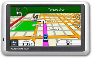 Garmin nuvi 1300T GPS