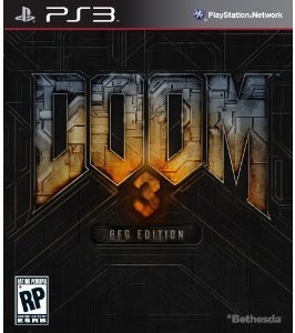 Doom 3: BFG Edition (PS3)