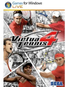 Virtua Tennis 4 (PC Download)