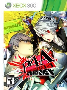 Persona 4 Arena (Xbox 360) Pre-owned