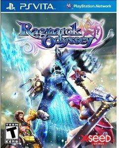 Ragnarok Odyssey (PS Vita) - Pre-owned