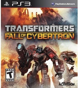 Transformers: Fall of Cybertron (PS3) - Pre-owned