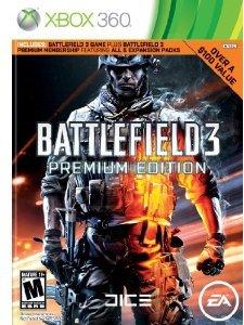 Battlefield 3 Premium Edition (Xbox 360)