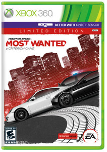 Need For Speed Most Wanted: Limited Edition (Xbox 360)