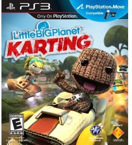LittleBigPlanet: Karting (PS3)