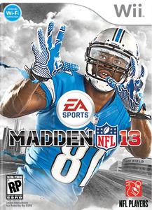 Madden NFL 13 (Wii)