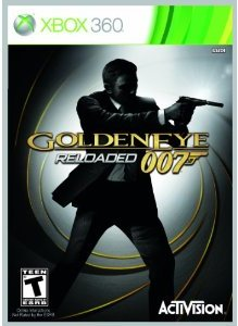 Goldeneye 007 Reloaded (Xbox 360) - USED