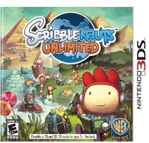 Scribblenauts Unlimited (Nintendo 3DS)