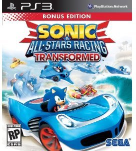 Sonic and All-Stars Racing Transformed Bonus Edition (PS3)