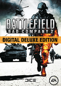 Battlefield Bad Company 2 Digital Deluxe Edition (PC Download)