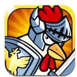Chicken Revolution : Warrior iPhone/iPad App