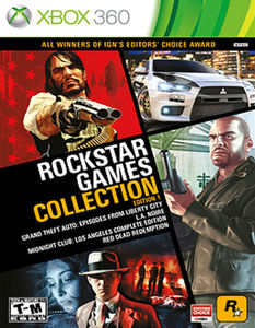 Rockstar Games Collection #1 (Xbox 360)