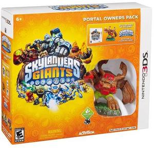 Skylanders Giants Portal Owners Pack (Nintendo 3DS)