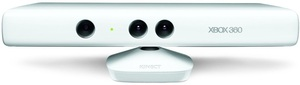 Xbox 360 Kinect Special Edition White Sensor Bar